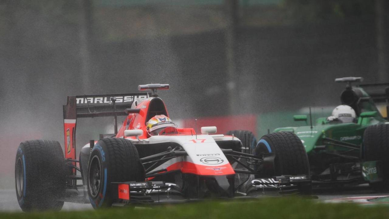 Jules Bianchi (FRA), 05.10.2014, Japanese Grand Prix, Suzuka / XPB
