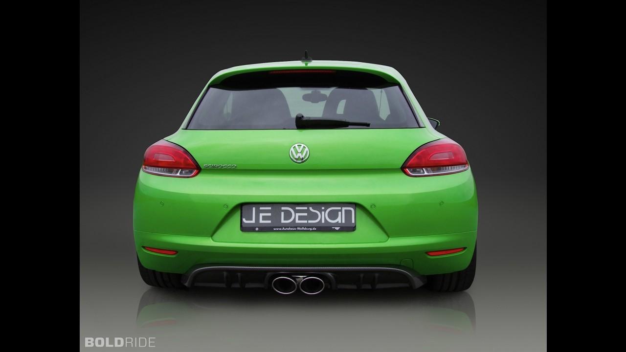 JE Design Volkswagen Scirocco