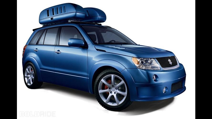 Suzuki Blizzard Concept