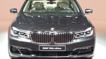 BMW 7-Series in Frankfurt 2015