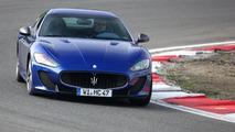 Maserati GranTurismo MC Stradale 12.05.2011