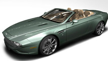 Aston Martin DBS Coupe and DB9 Spyder Zagato Centennial make video debut