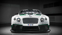 Bentley Continental GT3 introduced at Goodwood FoS [video]