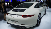 Porsche 911 50 Years Edition showcased at IAA