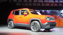2015 Jeep Renegade live in New York