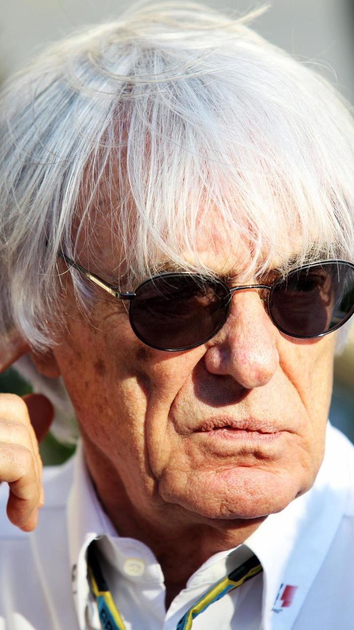 Bernie Ecclestone (GBR) 06.04.2014, Bahrain Grand Prix, Sakhir / XPB