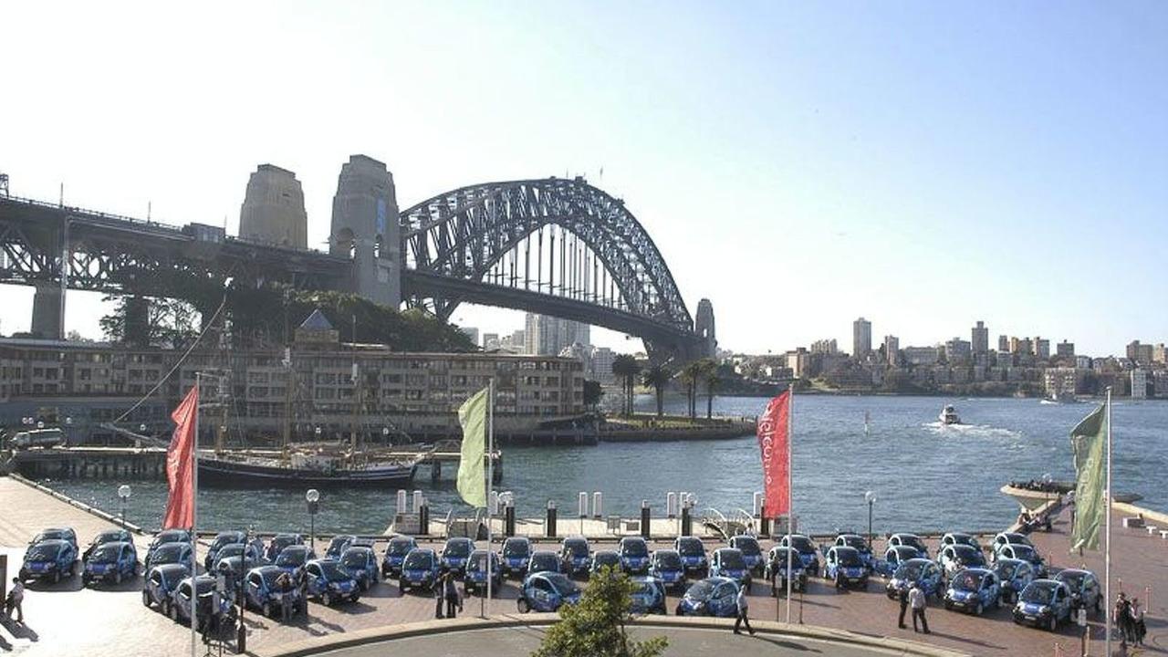 New Smart fortwo in Australia