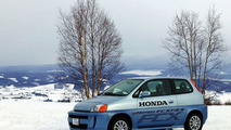 Honda FCX fuel cell vehicle