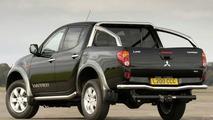 Mitsubishi L200 Pick-Up Set to Take UK by Storm