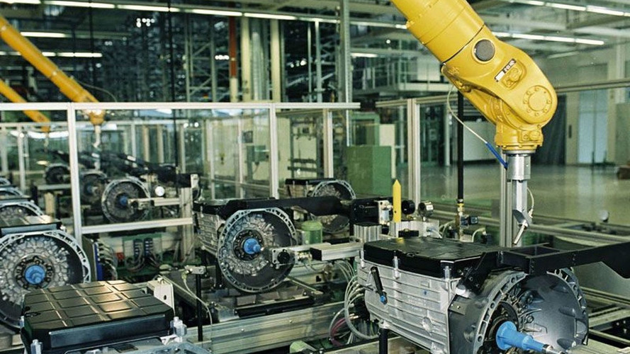Mercedes developing 9-speed automatic transmission - 9G-Tronic