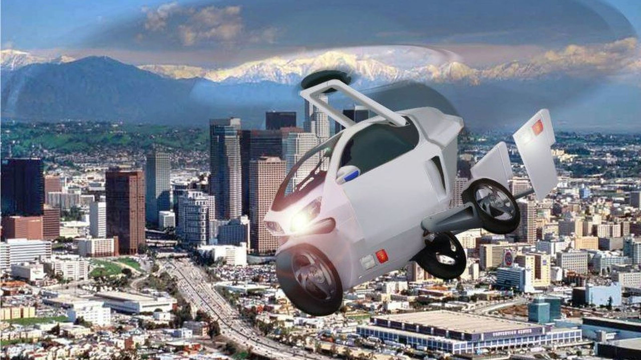 Personal Air and Land Vehicle