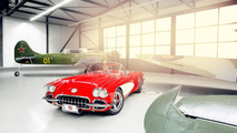 Pogea Racing updates a 1959 Corvette