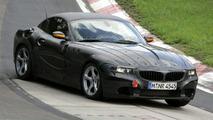 BMW Z4 Spied