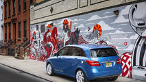 Mercedes-Benz B-Class Electric Drive arrives in NY, due in early 2014