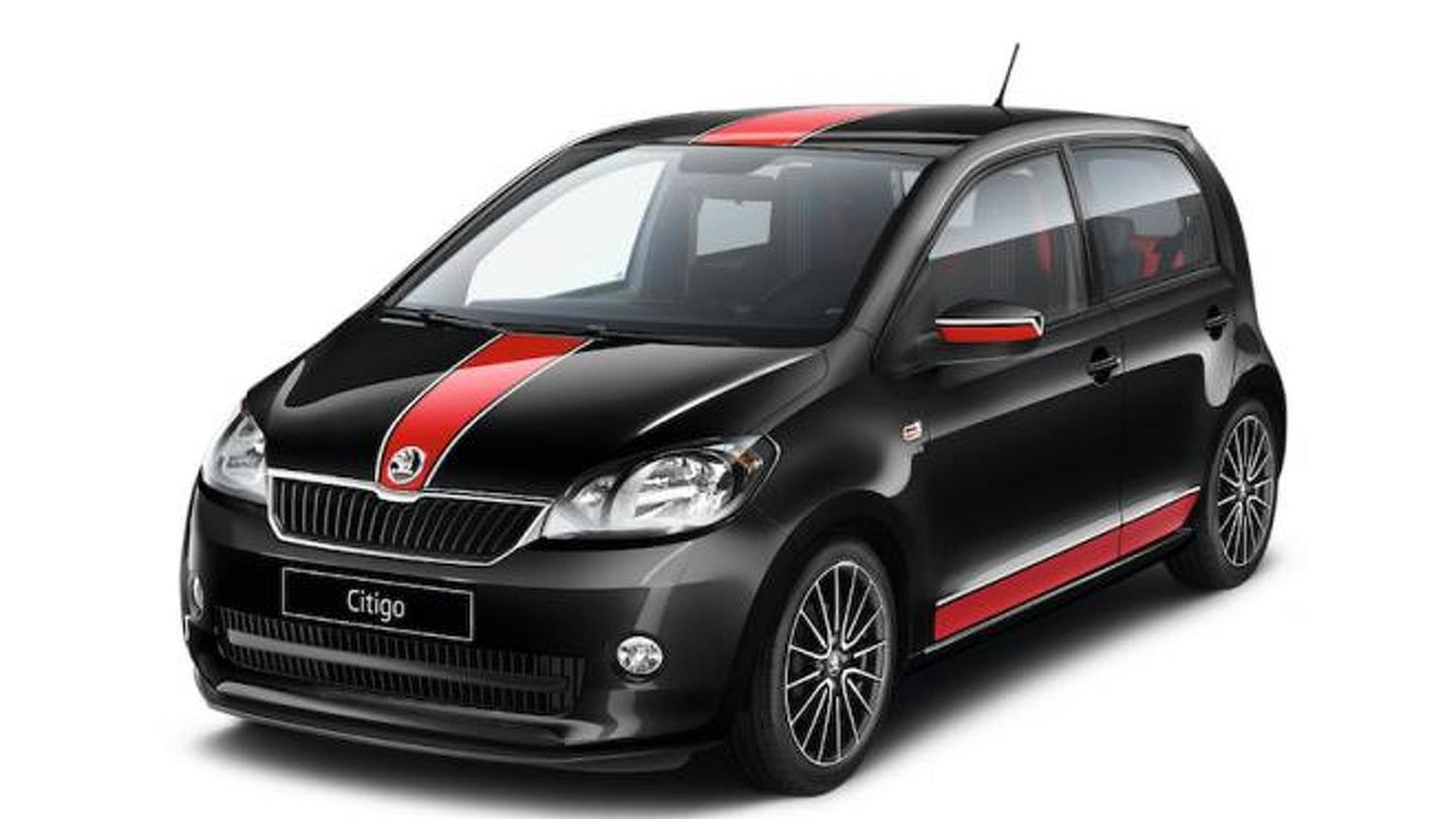 Skoda Citigo Sport announced