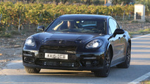 2017 Bentley Continental GT spy photo