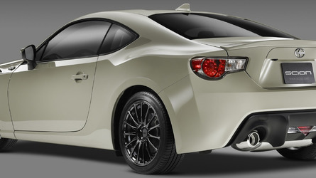 2016 Scion FR-S Release Series 2.0 announced with cosmetic tweaks