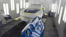 Chevrolet Corvette ZR1 Blue Devil from the Sinkhole