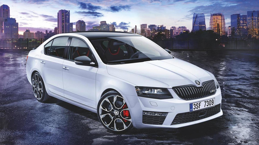 Skoda Octavia RS 230 arrives in Geneva with standard electronic differential