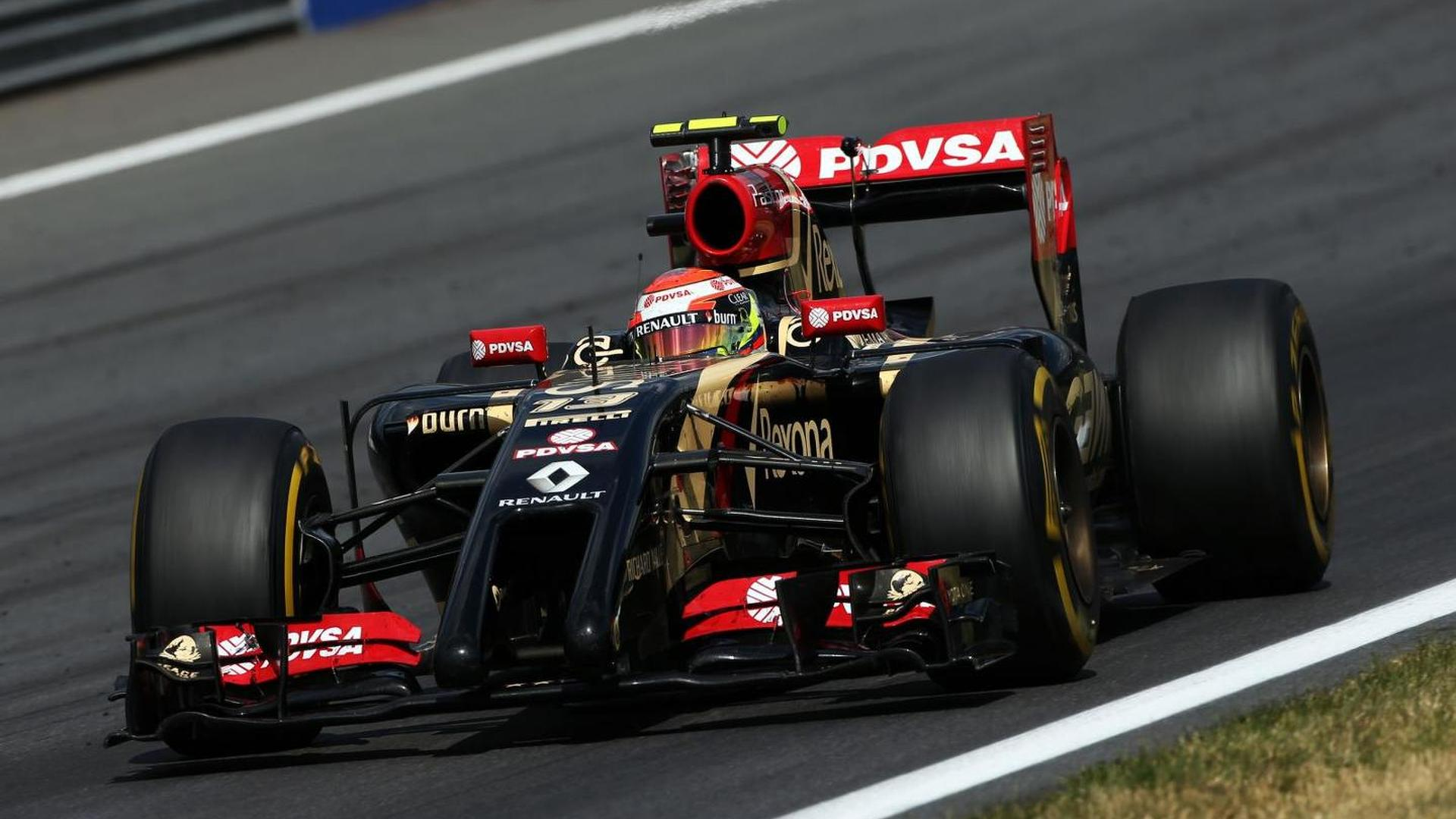 Maldonado eyes major power boost for Germany