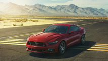 Ford Mustang Euro-spec performance specifications released [videos]