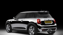 MINI three-door hatch Chrome Line Exterior Deluxe