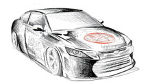 Scion xB & tC concepts teased for SEMA