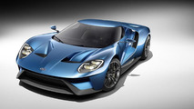 Ford GT racecar reportedly started testing earlier this month