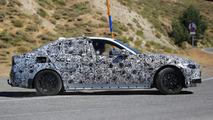 2018 BMW 3-Series spy photo