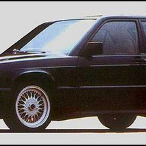 Yes, the Mercedes 190E City was a Thing