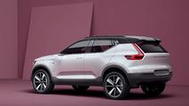 Volvo confirma inédito XC40 e novo XC60 para 2017