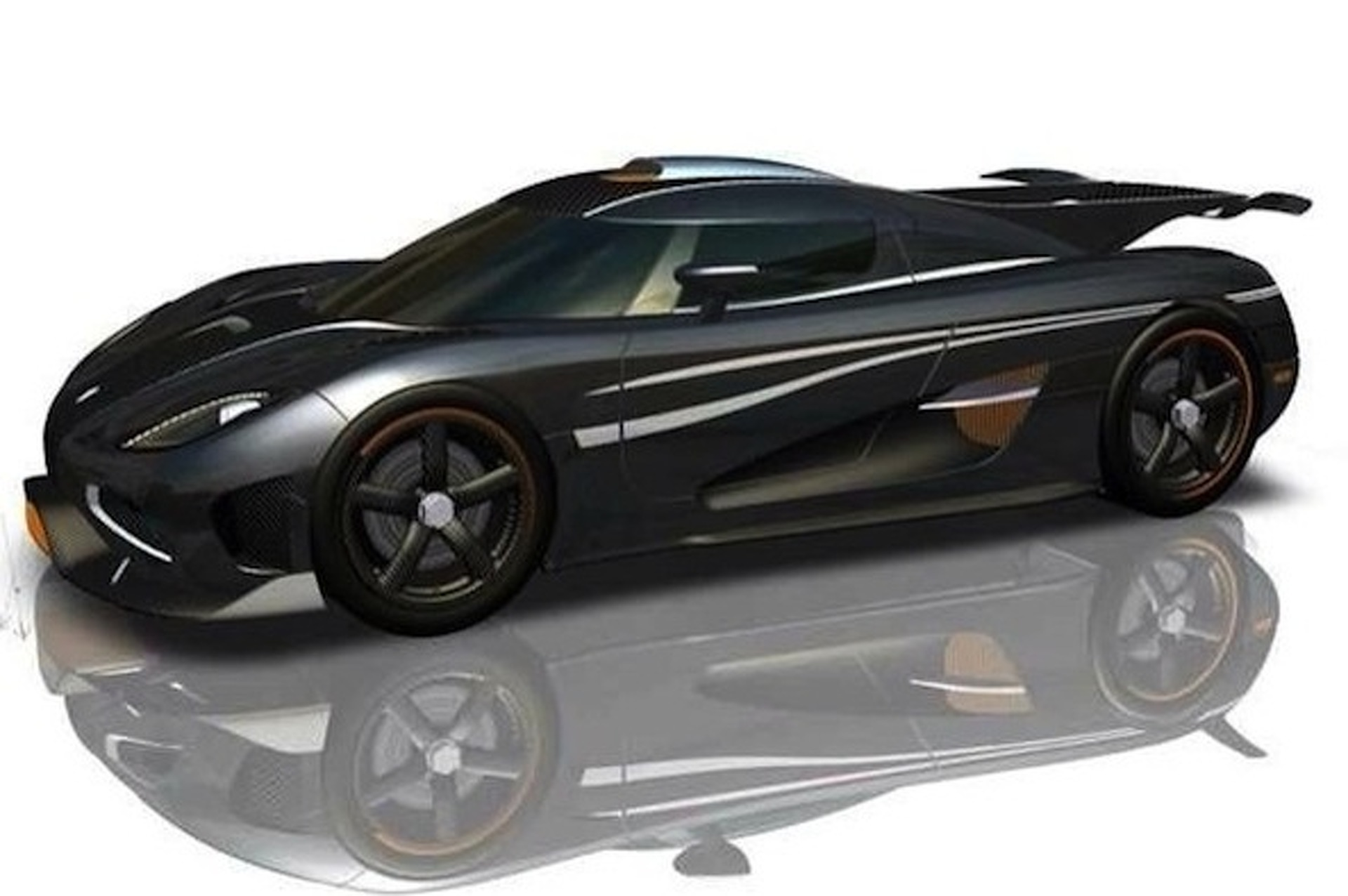 1,400HP Koenigsegg One: 1 Renderings Leaked