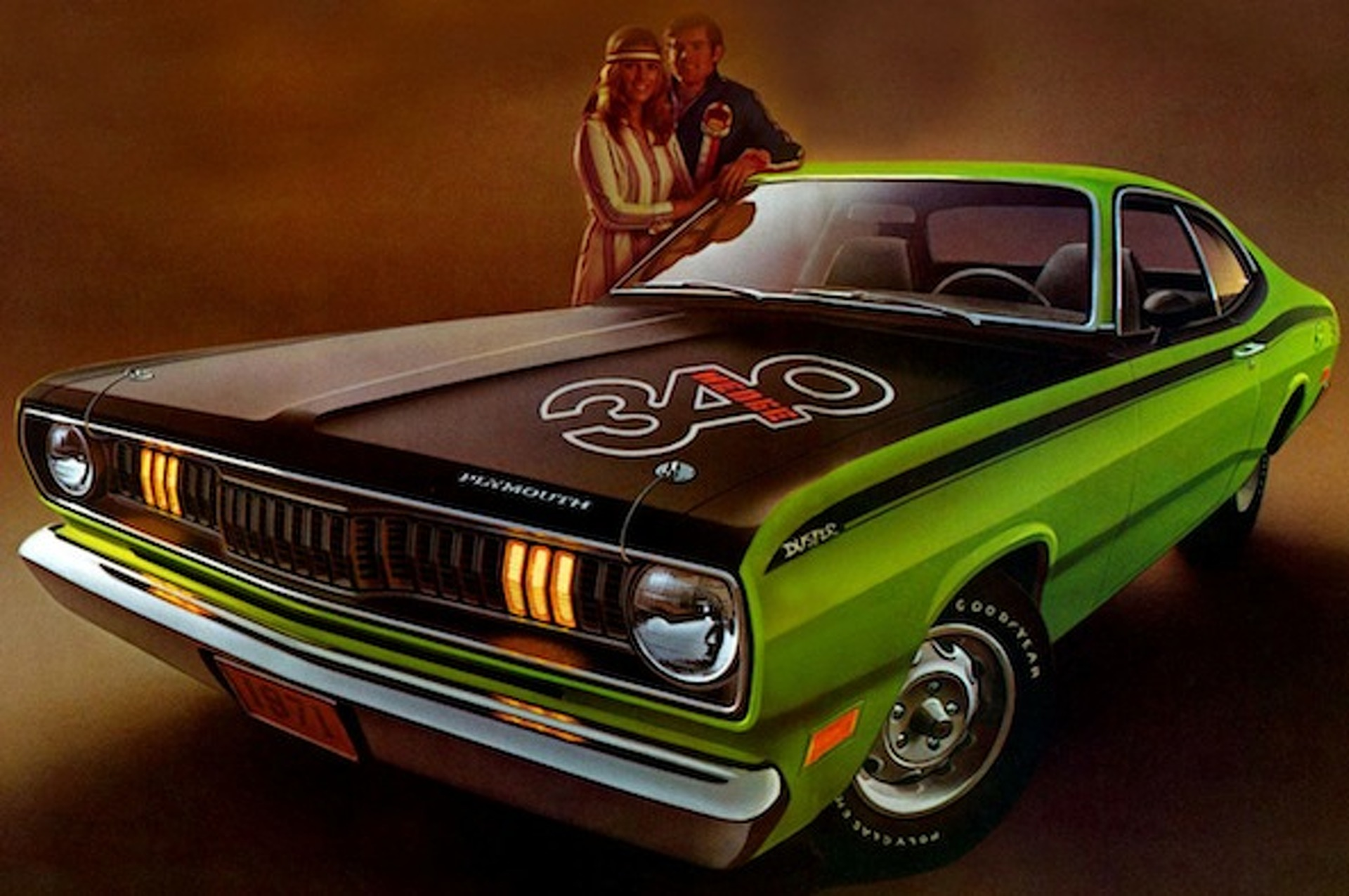 1970 Plymouth Duster: When a Young Man's Fancy Turned to Speed