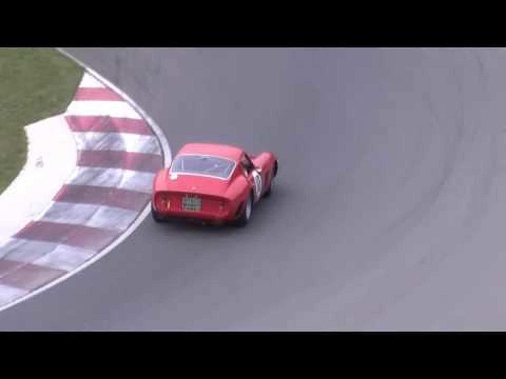Ferrari 250 GTO v12 sound