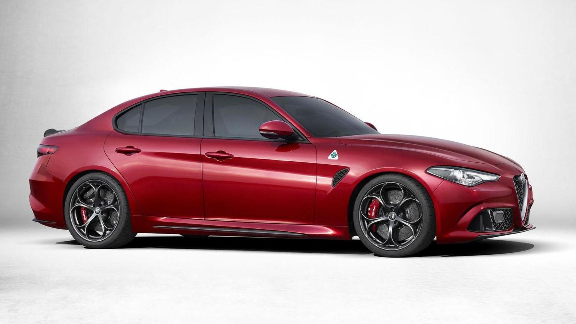 Alfa Romeo Giulia reportedly has a top speed of 321 km/h