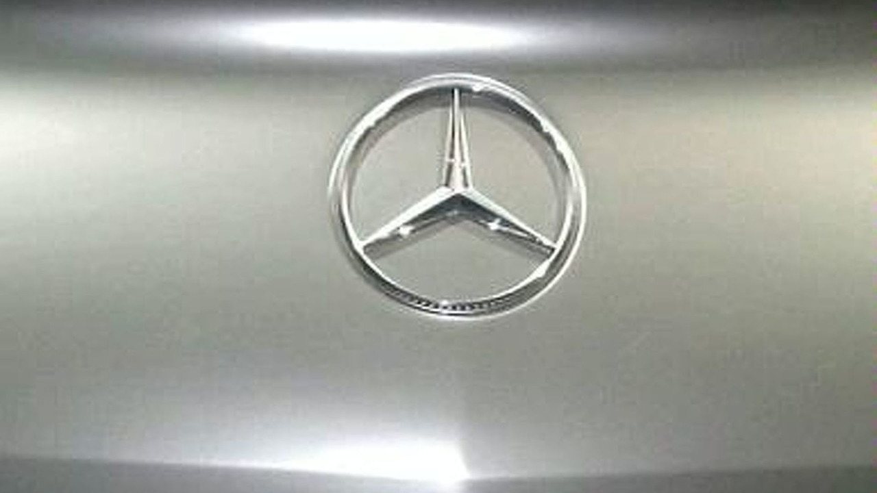 The Mercedes-Benz Logo