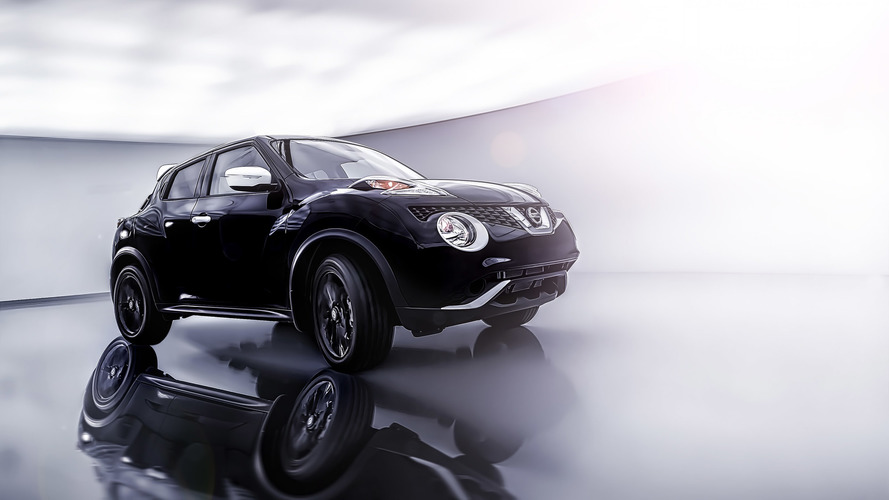 2017 Nissan Juke gets limited-run Black Pearl Edition