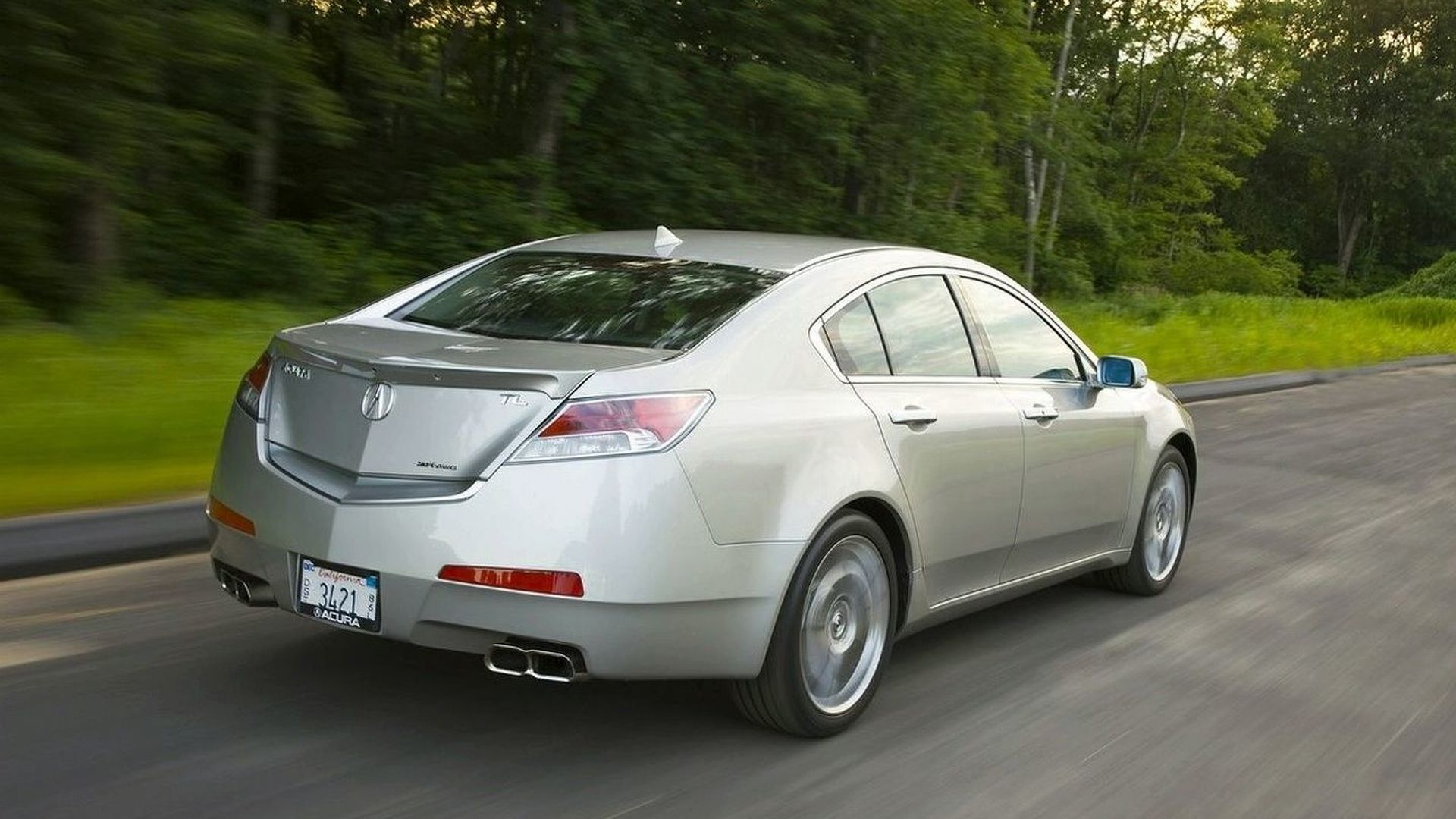 2012 Acura TL facelift announced for Chicago debut