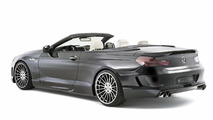 BMW 6-Series Cabrio tuned by Hamann