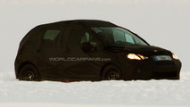 Citroen DS3 5-door First Spy Photos