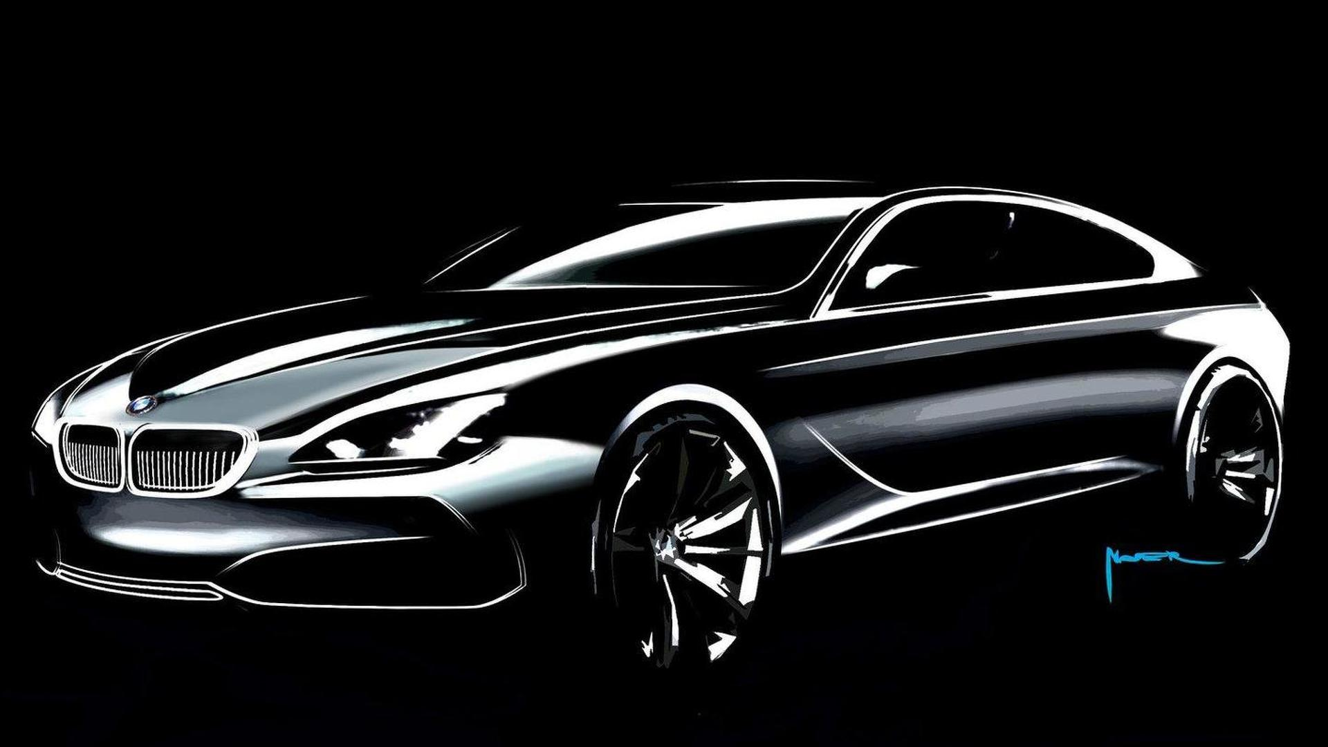 BMW developing an i5 or i7 for 2018, will target the Tesla Model S