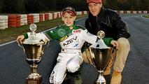 Schumacher thinks Vettel could win seven titles
