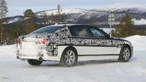 2011 BMW 5-Series Long Wheelbase Spied Winter Testing