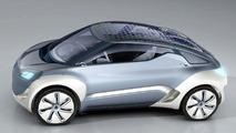 2009 Renault Zoe Zero Emission Z.E. Concept