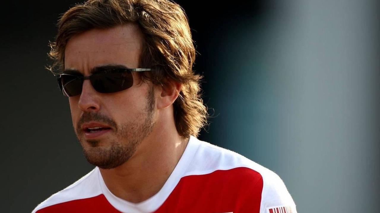 Fernando Alonso (ESP), Scuderia Ferrari, Turkish Grand Prix, 29.05.2010 Istanbul, Turkey