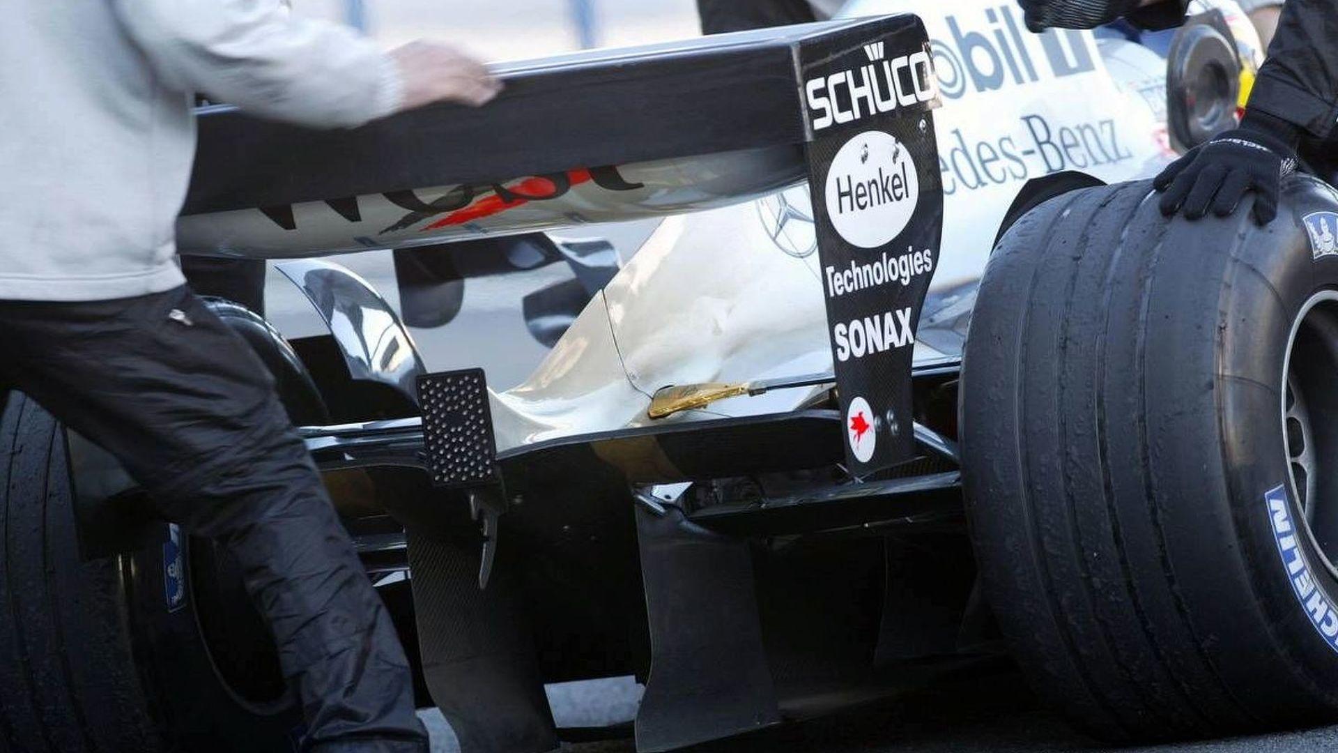 Henkel, Mercedes, settle F1 sponsorship dispute