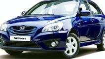 2009 Hyundai Verna Transform / Accent facelift