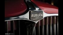 Auburn Custom Twelve Phaeton Sedan