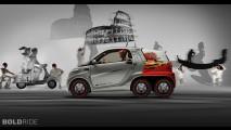 Rinspeed Smart Dock+Go Concept