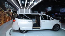 2015 Kia Sedona at 2014 New York Auto Show